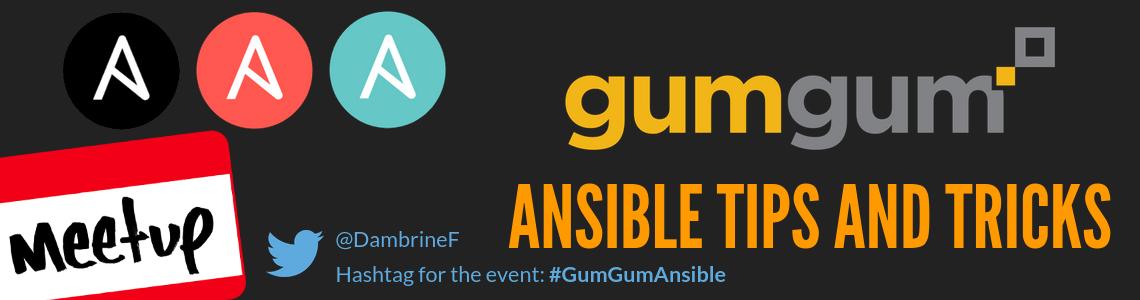 Ansible Meetup