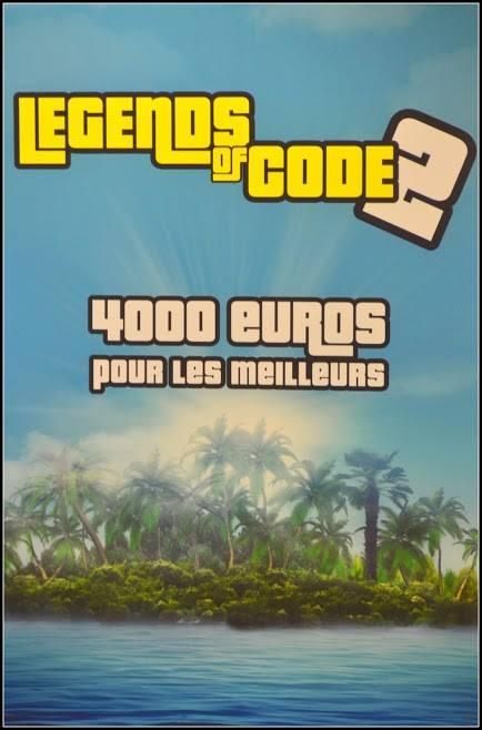 Legend of Code